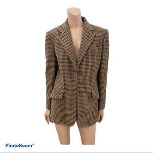 Lauren Ralph Lauren Wool Blend Blazer Jacket 6